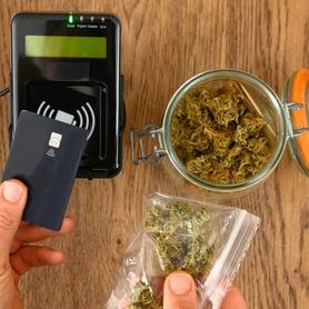 Legitimate cannabis payment processing
